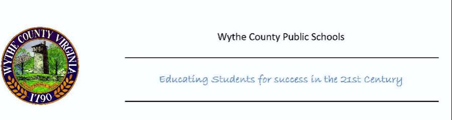 Wythe County Public Schools